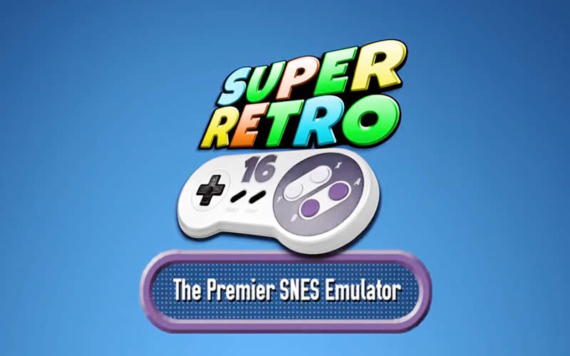Download SuperRetro16 (SNES) and Run it on Windows PC