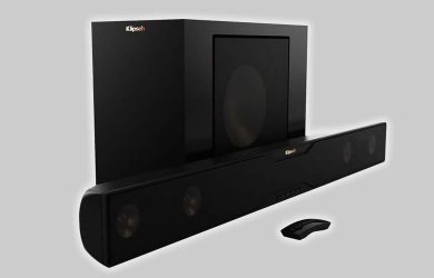 Klipsch R-20b Soundbar Review