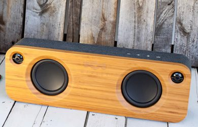 The House of Marley Mini Speakers Quick Review