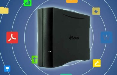 Transcend StoreJet Cloud 110K Storage Review