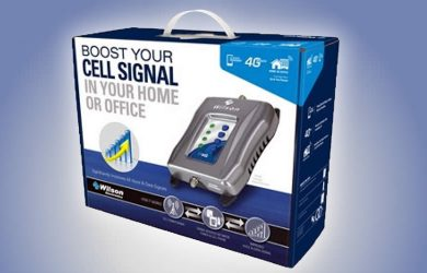 Wilson 460101 DT 4G Cell Phone Signal Booster Review