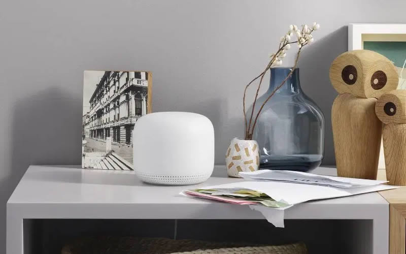 Google launches Nest Wifi mesh router and extender with built-in Google Assistant