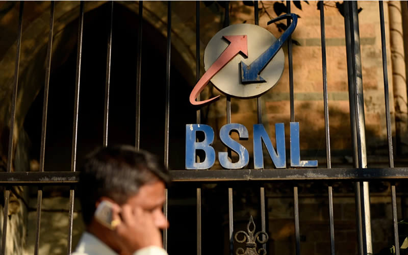 India to spend $6 billion to revive telecom operators BSNL and MTNL