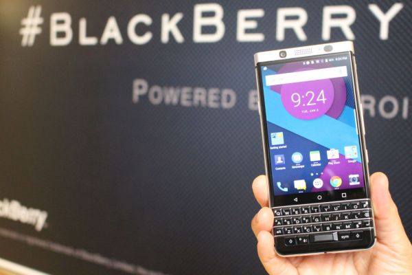 BlackBerry's brand switches hands again, set to return as a 5G Android handset
