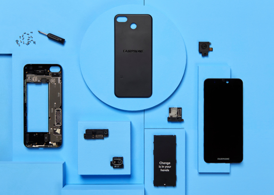 Fairphone's new flagship, the 3+, costs just €70 as a modular upgrade –