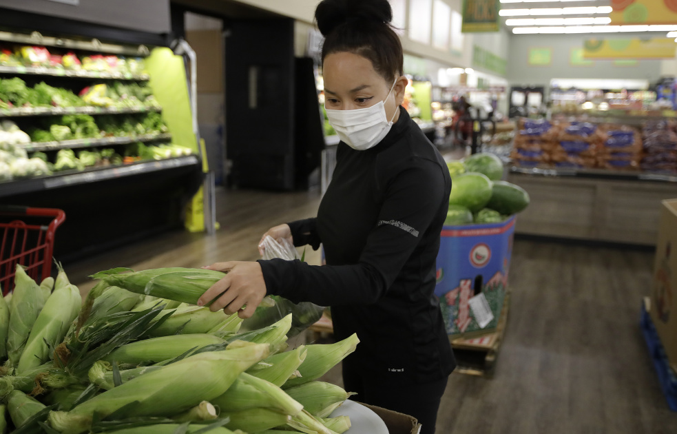 Instacart will cover the cost of its shoppers' COVID-19 screenings