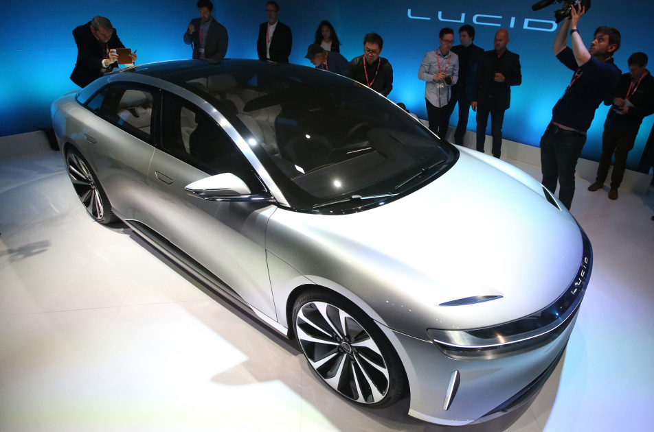 Lucid claims to have created the fastest charging EV to date