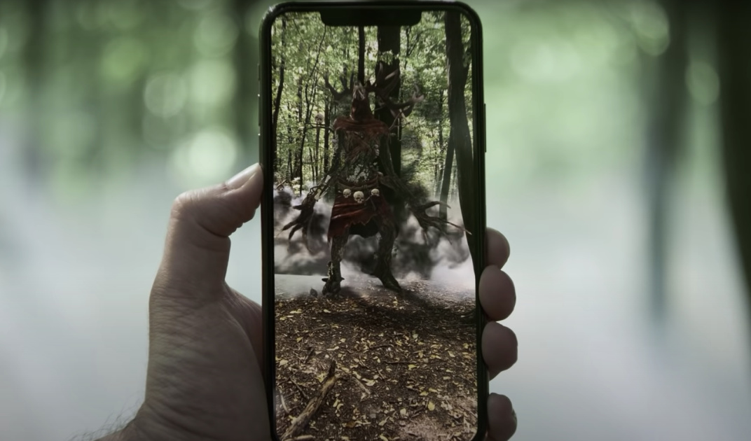 The Witcher gets its own monster-hunting mobile AR game