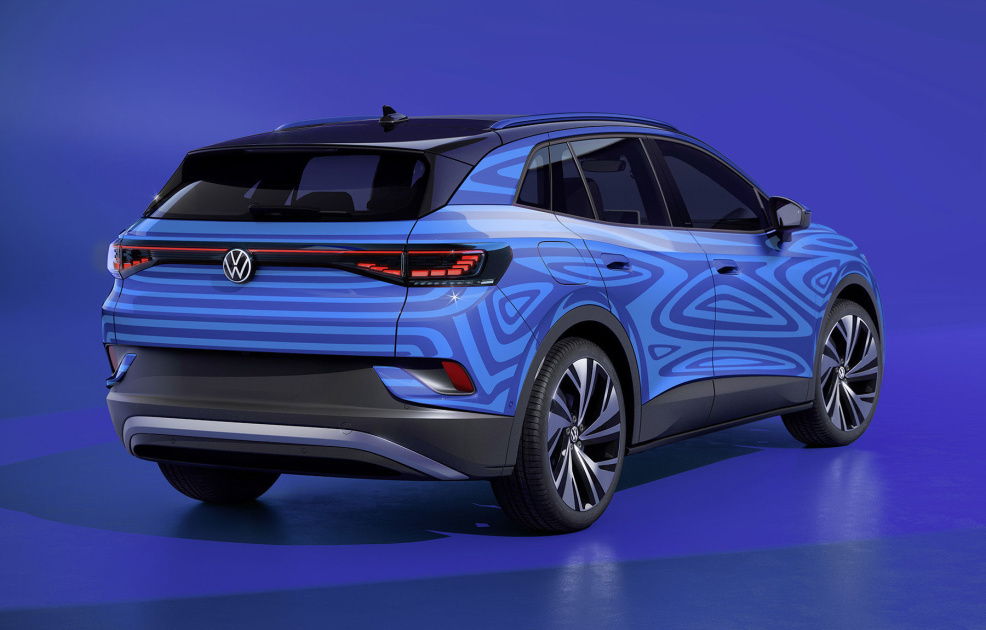 VW starts producing its ID.4 EV before its official reveal