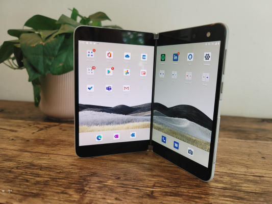 Microsoft Surface Duo review –