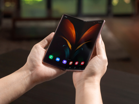 Samsung's new Galaxy Fold arrives September 18 for $2,000 –
