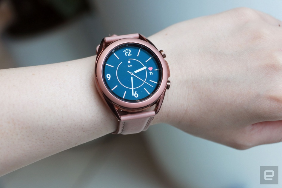 Samsung Galaxy Watch 3 gets its first real discount on Amazon