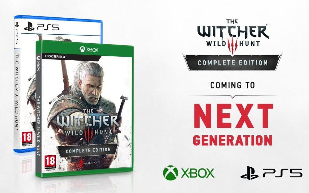 The Witcher 3's free next-gen upgrade will include lots of improvements