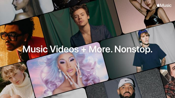 Apple launches a US-only music video station, Apple Music TV –