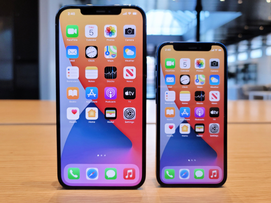 A better look at Apple's iPhone 12 Pro Max and iPhone Mini –