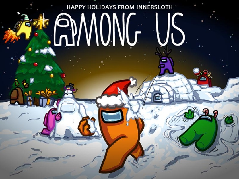 'Among Us' developers tease new map, Game Awards announcement