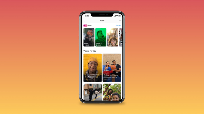 Instagram extends time limits on live streams to 4 hours, will soon support archiving –