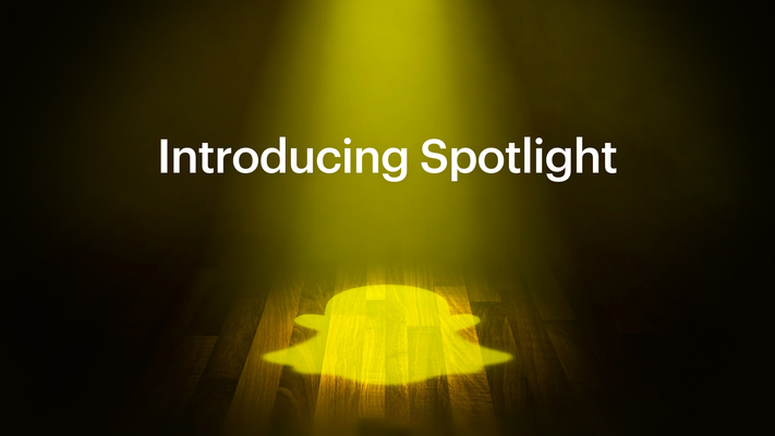 Snapchat adds Spotlight –