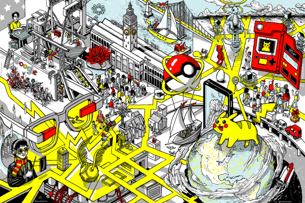 How Niantic evolved Pokémon GO for the year no one could go anywhere –