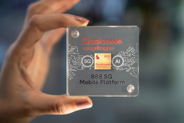 Qualcomm announces the new Snapdragon 888 chip –