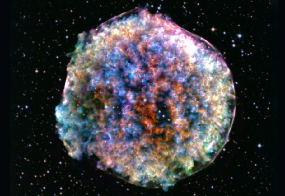 Supernovae may generate life-giving carbon atoms faster than we thought