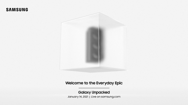 Samsung's next Unpacked event is January 14 –