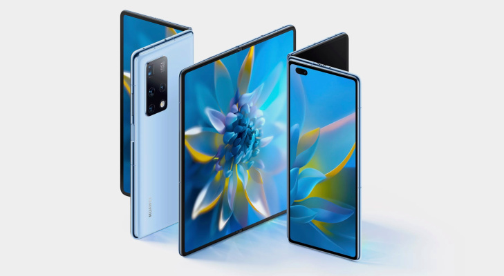 Huawei launches its next foldable in China –