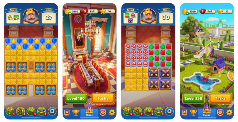 Istanbul's Dream Games snaps up $50M and launches its first game, the puzzle-based Royal Match –