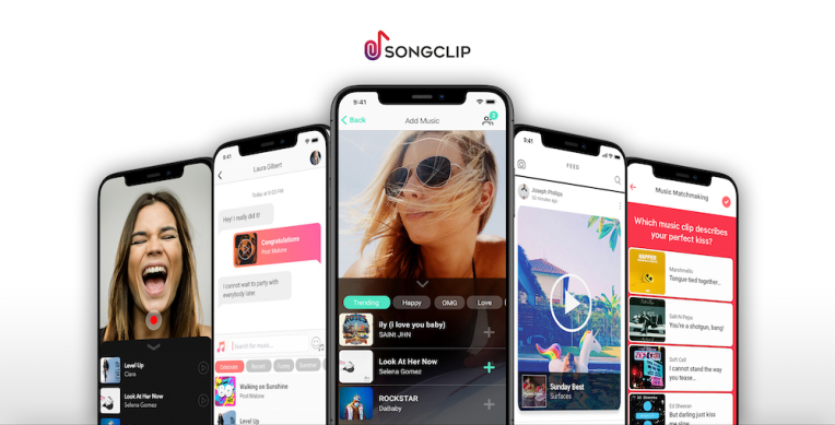 Songclip raises $11M to bring more licensed music to social media –
