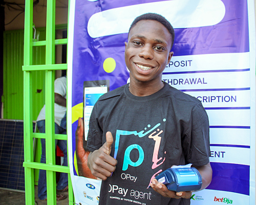African fintech OPay valued at $2B in SoftBank Vision Fund 2-led $400M funding –