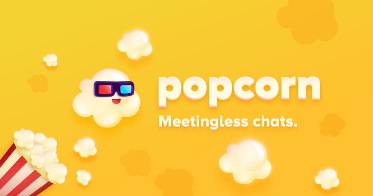 Popcorn's new app brings short-form video to the workplace –