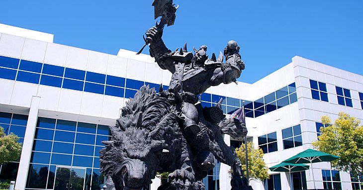 Activision Blizzard sued again, this time for labor violations