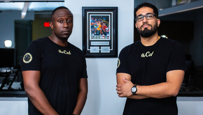 Barbershop technology startup theCut sharpens its platform with new $4.5M round –