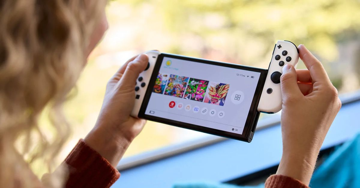 Here's where you can buy a Nintendo Switch