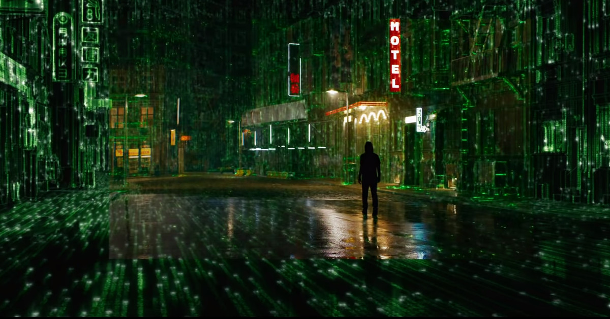 New Trailers: The Matrix: Resurrections, The Guilty, Ron's Gone Wrong, Star Trek: Picard and more