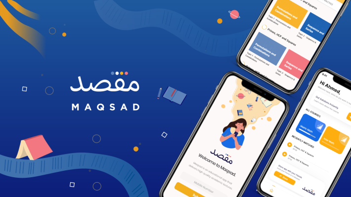 Pakistan edtech startup Maqsad gets $2.1M pre-seed to make education more accessible –