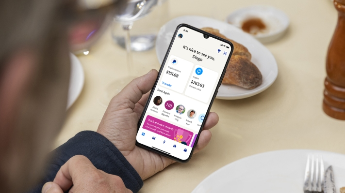 PayPal launches its 'super app' combining payments, savings, bill pay, crypto, shopping and more –