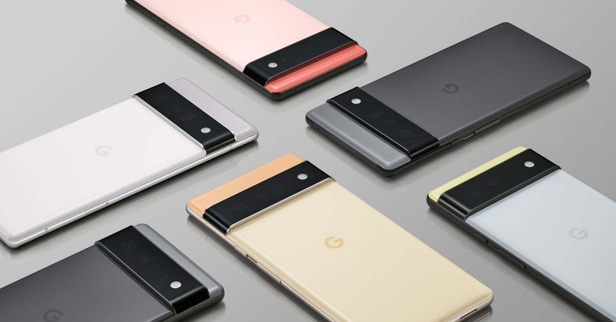 The Pixel 6 may have leaked and not at the hands of Google for once
