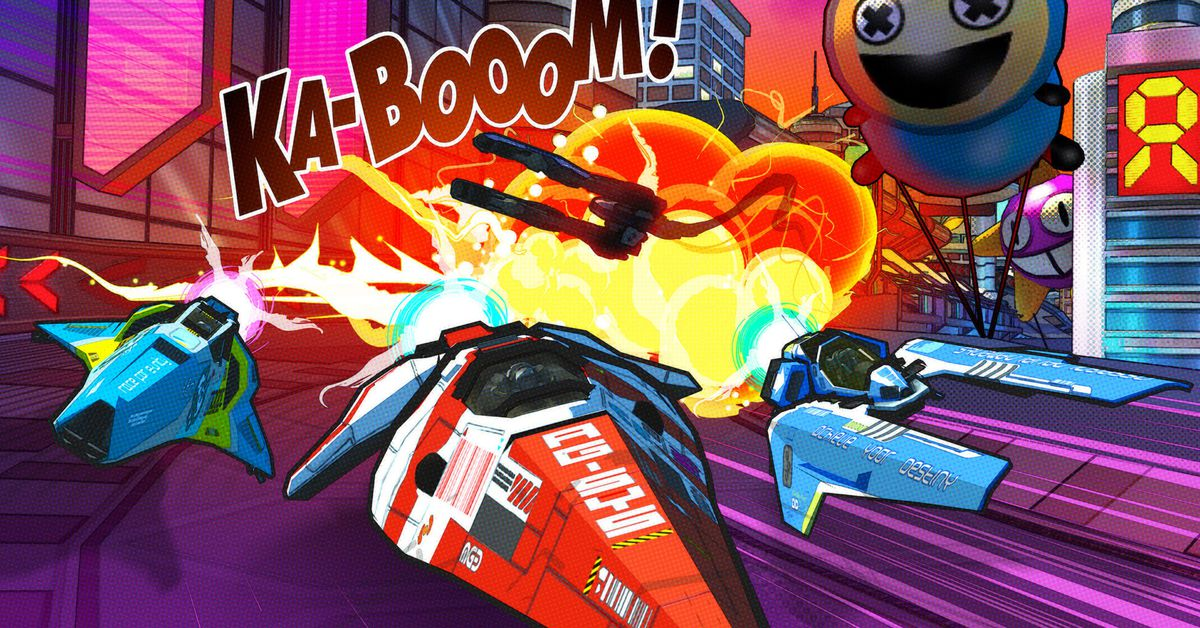 Wipeout gets 'reimagined' as a mobile game where you manage instead of drive