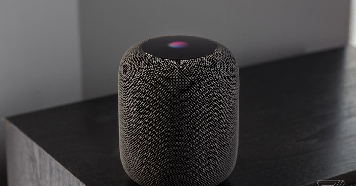 Apple rehires former HomePod engineer to get its software back on track
