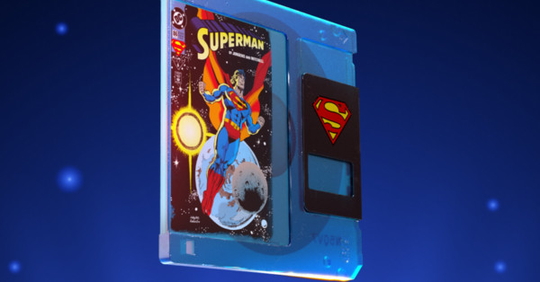 DC will give away free superhero NFTs to people who register for its FanDome event