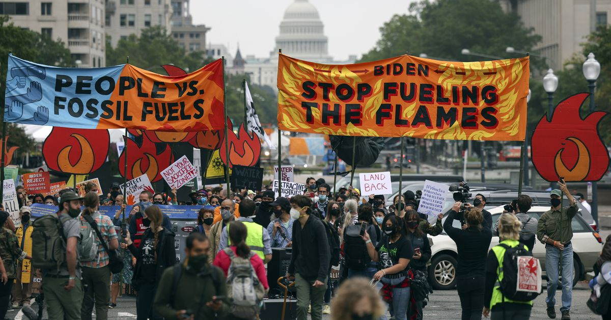 Fossil fuels are forecast to dry up, but not soon enough