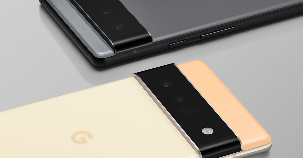 Google Pixel 6 leak teases Magic Eraser feature, plus five years of Android security updates