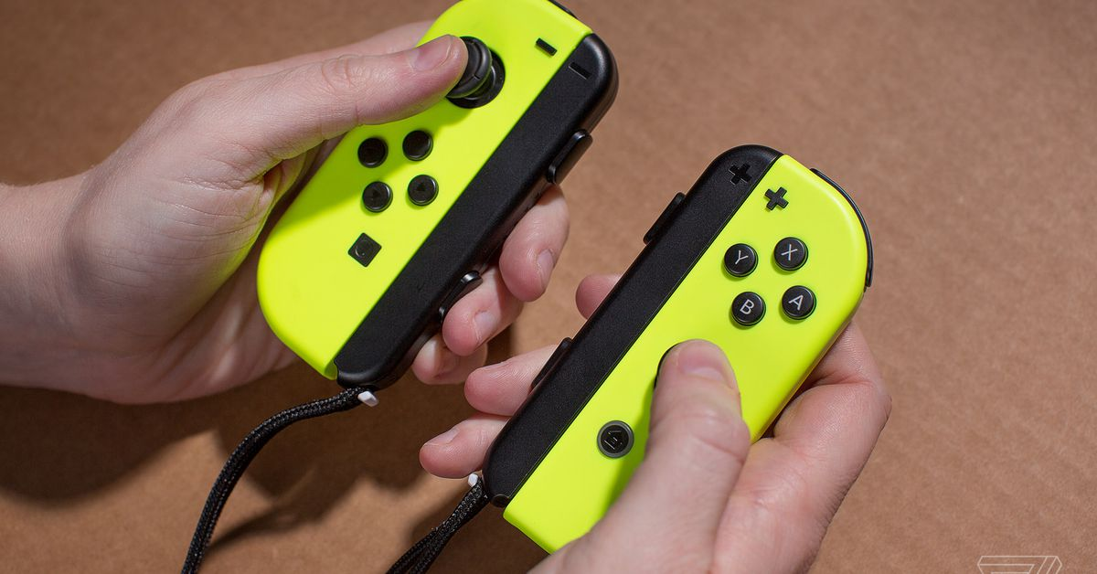 Nintendo engineers suggest Switch Joy-Con drift will never be fixed