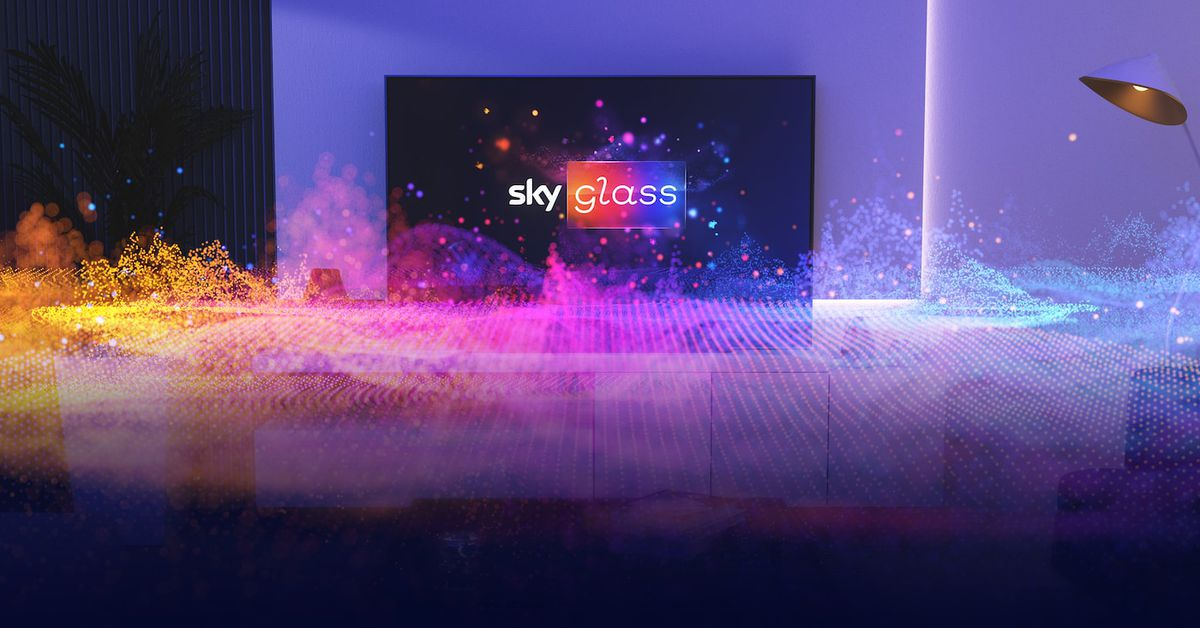 Sky's new Glass TVs ditch satellite dishes for Wi-Fi