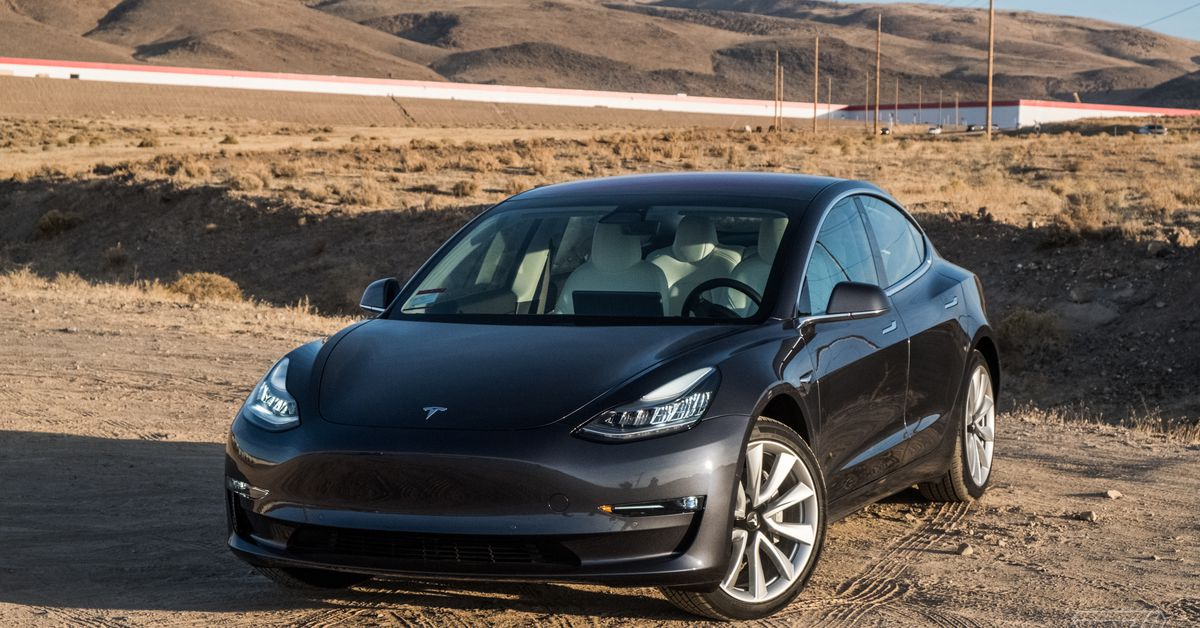 Tesla sold 241,300 cars in the third quarter while other automakers saw big drops